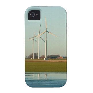 Renewable energy iPhone 4 cover