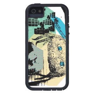 Renewable World Doodle Dreadlocks iPhone 5 Case