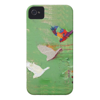 Renewal Abstract Art Case iPhone 4 Covers