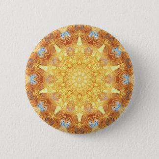 Renewal Mandala Button