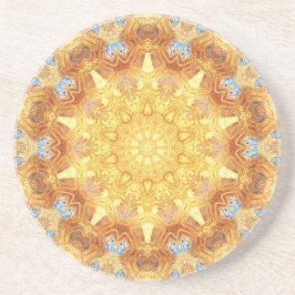 Renewal Mandala Coaster