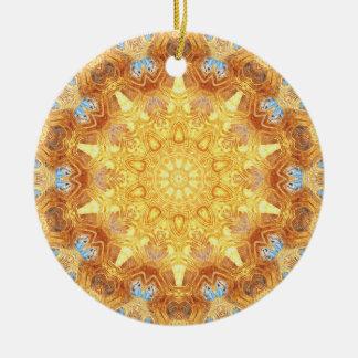 Renewal Mandala Ornament