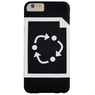 Renews Pictogram Barely There iPhone 6 Plus Case