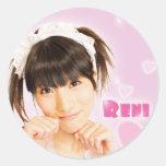 Renisticker Classic Round Sticker