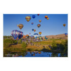 Reno Balloon Races 2010 Poster