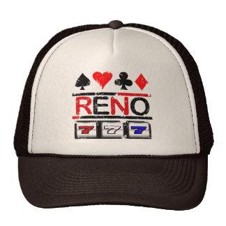 Reno Mesh Hats