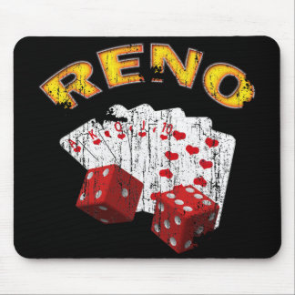 RENO - ERODED AND AGED STYLE MOUSE PAD