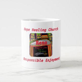 Reno Nevada Hope Healing Church Coffee Mug Cup