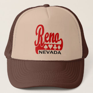 Reno, Nevada Trucker Hat