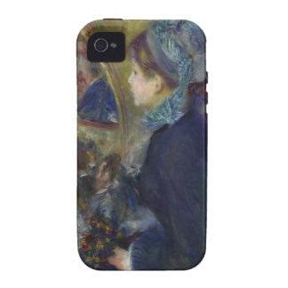 Renoir At The Theatre Case-Mate iPhone 4 Cases
