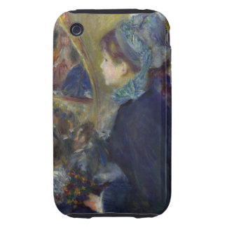 Renoir At The Theatre iPhone 3 Tough Cover