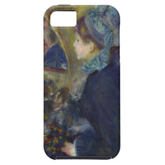 Renoir At The Theatre iPhone 5 Covers