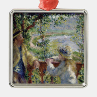 Renoir: By the Water, Christmas Ornament