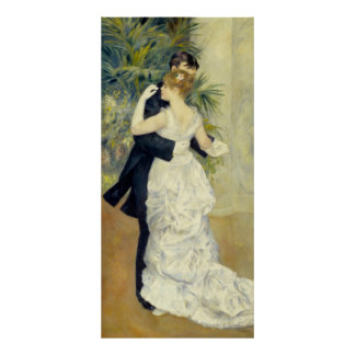 Renoir, City Dance Poster
