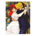 Renoir Dance at Bougival Postcard