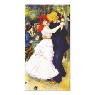 Renoir Dance at Bougival Print Photo Art