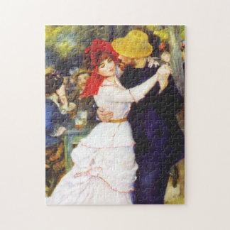 Renoir Dance at Bougival Puzzle