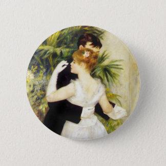 Renoir Dance in the City Button