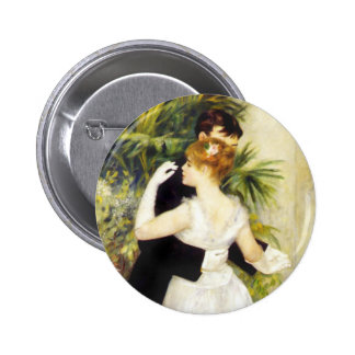 Renoir Dance in the City Button
