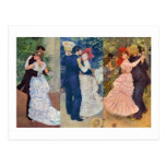 Renoir - Dance in the City, Country, and Bougival