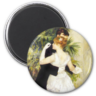 Renoir Dance in the City Magnet