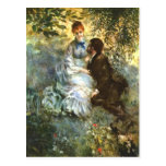 Renoir Fine Art Postcards