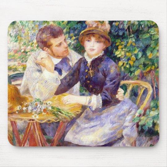 Renoir: In the Garden Mouse Mat