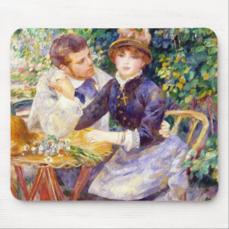 Renoir In the Garden Mouse Pads