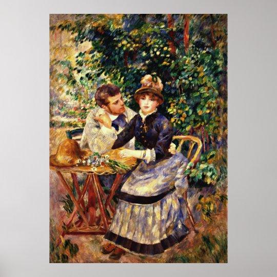 Renoir - In the Garden Poster