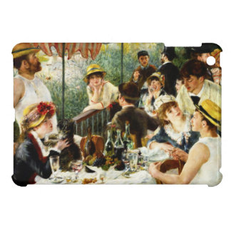 Renoir Luncheon of the Boating Party Case For The iPad Mini