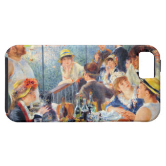 Renoir Luncheon of the Boating Party Case For The iPhone 5