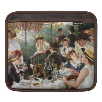 Renoir: Luncheon of the Boating Party iPad Sleeve