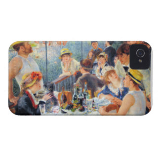 Renoir Luncheon of the Boating Party iPhone 4 Case-Mate Cases