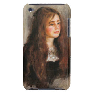 """Renoir """"Portrait of Julie Manet"""" Barely There iPod Covers"""