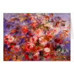 Renoir: Roses by the Window Cards
