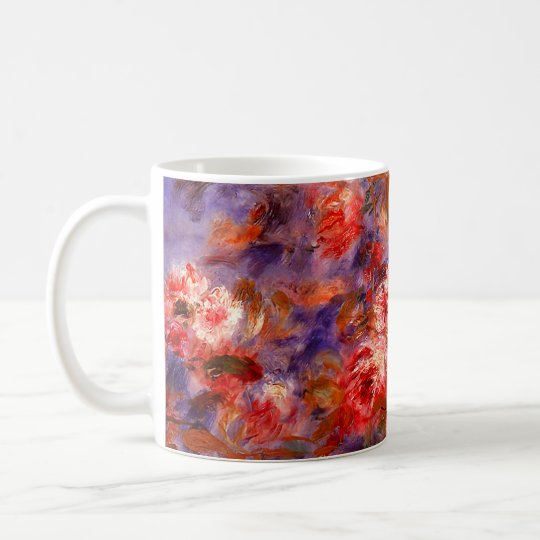 Renoir: Roses by the Window Coffee Mug