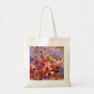 Renoir: Roses by the Window Tote Bag