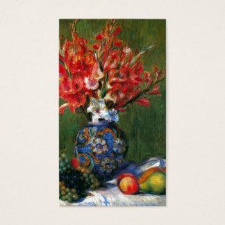 Renoir still life Flowers and Fruit art painting