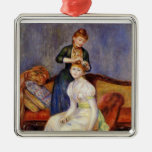Renoir: The Coiffure Christmas Tree Ornament