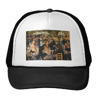 Renoir's Bal du   de la Galette (1876) Trucker Hats