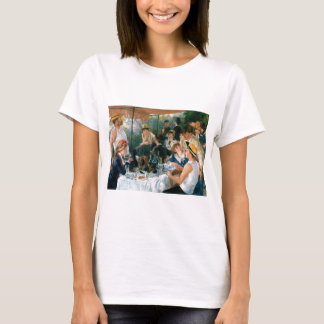 Renoir's Luncheon of the Boating Party (1881) T-Shirt
