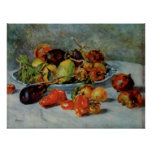 Renoir's Still Life with Mediterranean Fruit, 1911