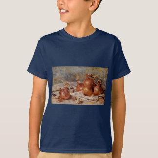 Renoir's Still Life with Onions (1881) T-Shirt