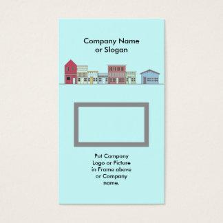 Renovation Business Cards