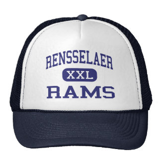 Rensselaer - Rams - Middle - Rensselaer New York Cap