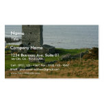 Renvyle Castle In County Galway Ireland Near Tully Pack Of Standard Business Cards