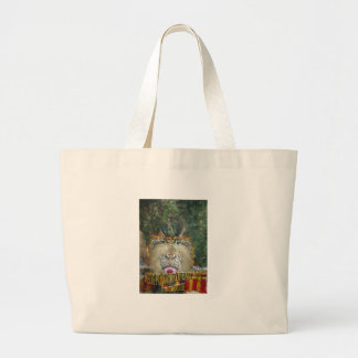 Reog Ponorogo In East Java Indonesian culture Canvas Bag