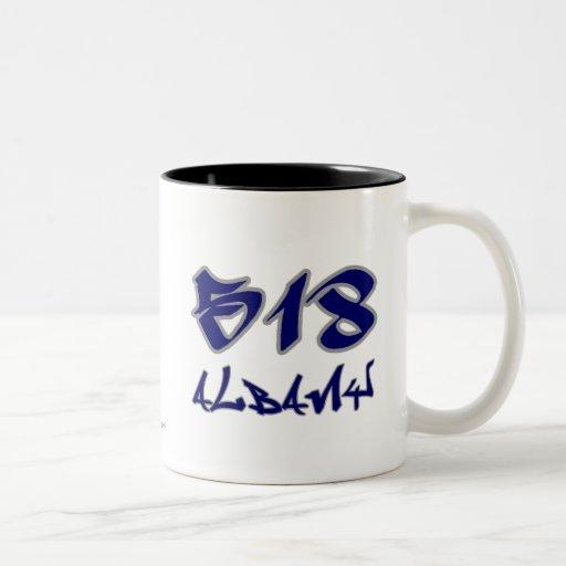 Rep Albany (518) Mug