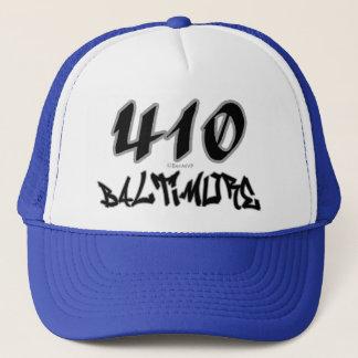 Rep Baltimore (410) Trucker Hat