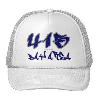 Rep Bay Area 415 Trucker Hat